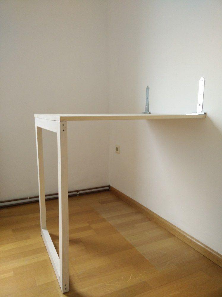 Tisch Diy Diy Wooden Table đo An Chung Cư Pinterest Wooden