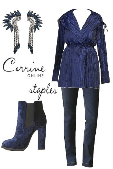 aa39cd2484 Staples Women's Clothing, made in the USA. www.corrineonline.com ...