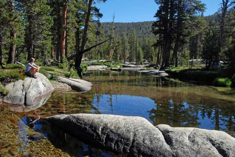 Hike The Grand Traverse Trail Yosemite National Park