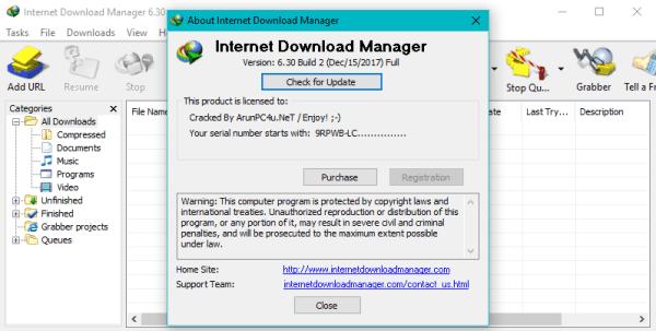download crack idm 6.30 build 10