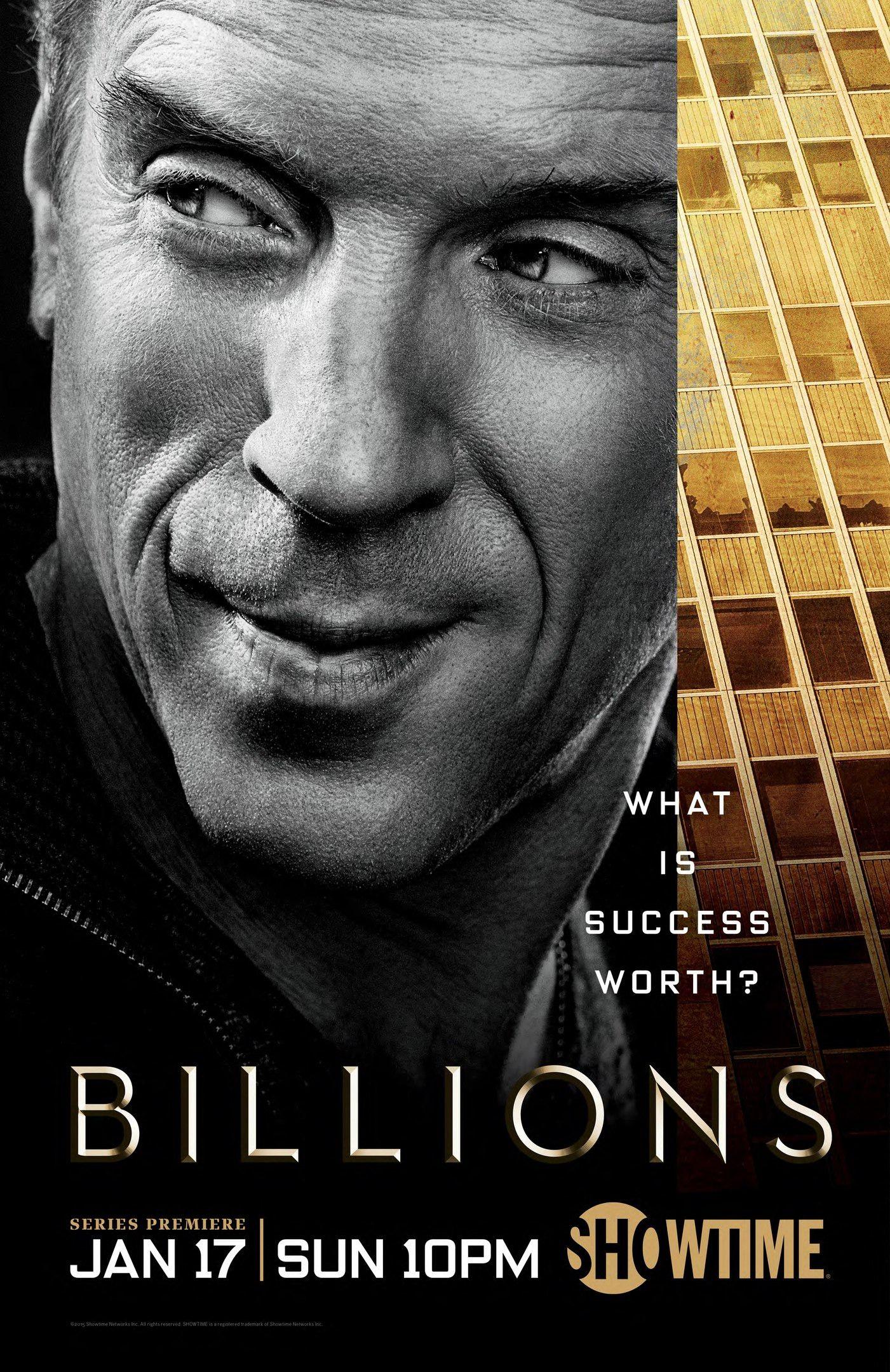 Billions Temporada 1 Audio Dual Latino/Ingles 1080p