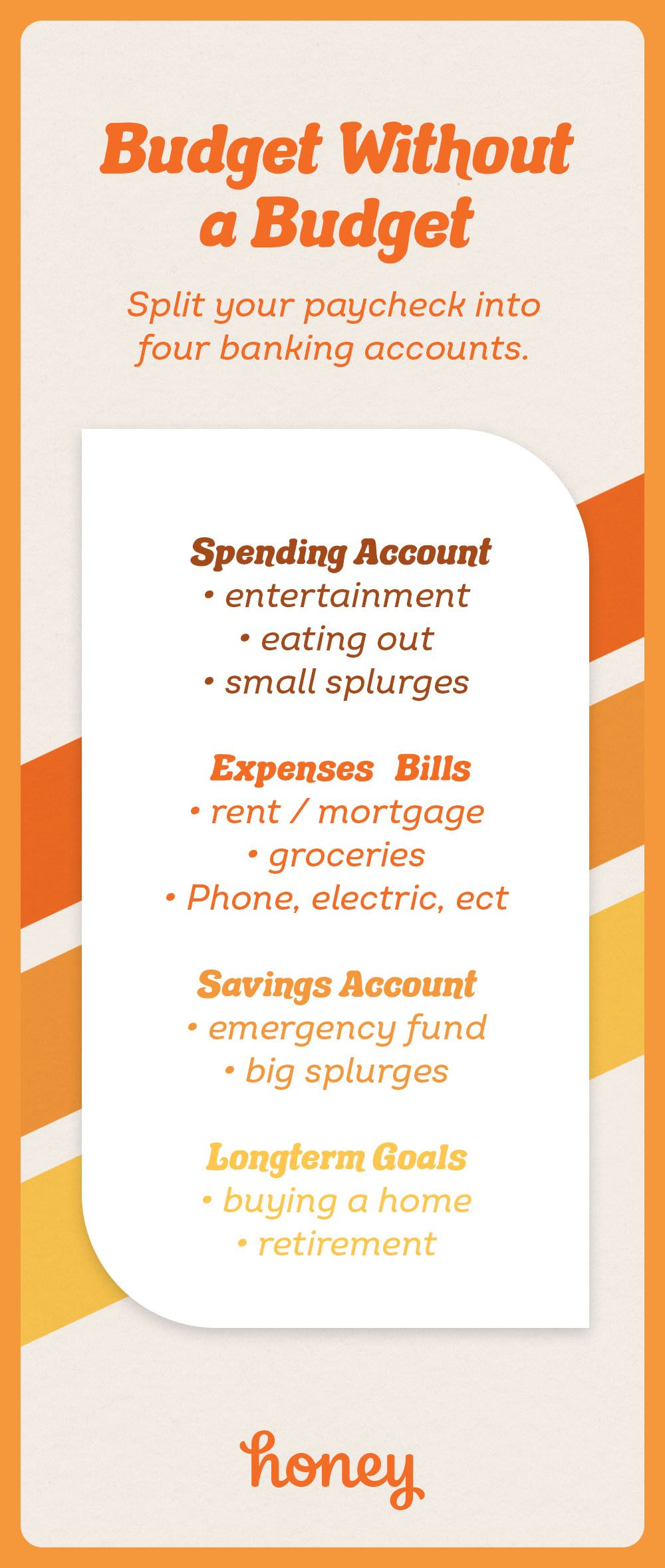 Budgeting For Beginners Budgeting Goals Planner Emergency Fund