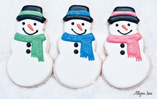 Christmas Countdown Day 6 Snowman Treats