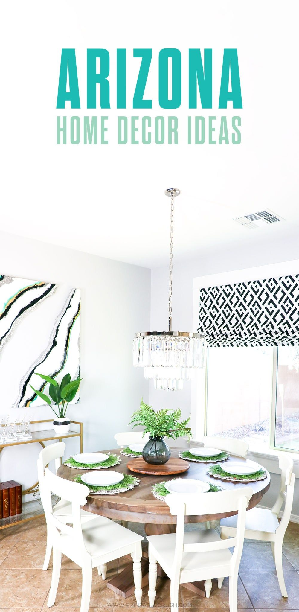 Your Arizona Home Decor Can Be Modern And Fit Into The Rustic Desert Landscape Check Out These Tips For Beautiful Ideas