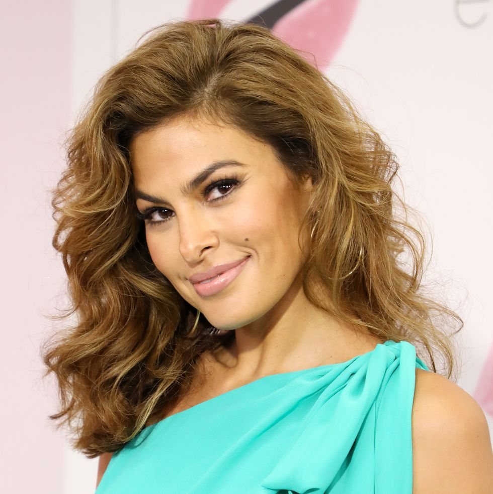 Eva Mendes' No-Makeup Selfie Is The Most Relatable Thing ...