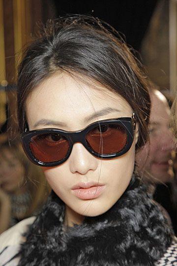 Shu Pei Qin, black sunglasses | shoes & accessories ...