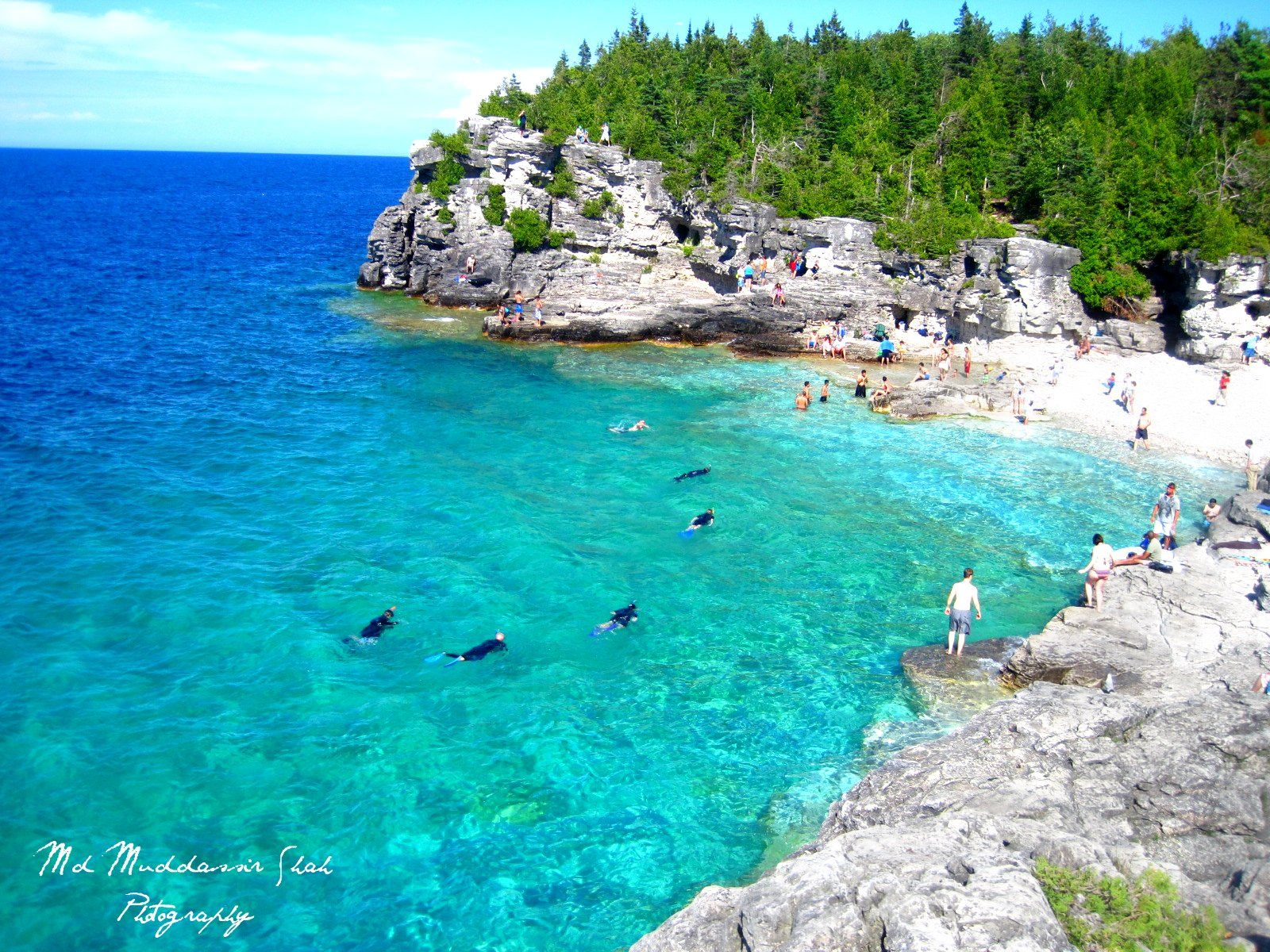Grotto Canada The World Through My Eyes Pinterest