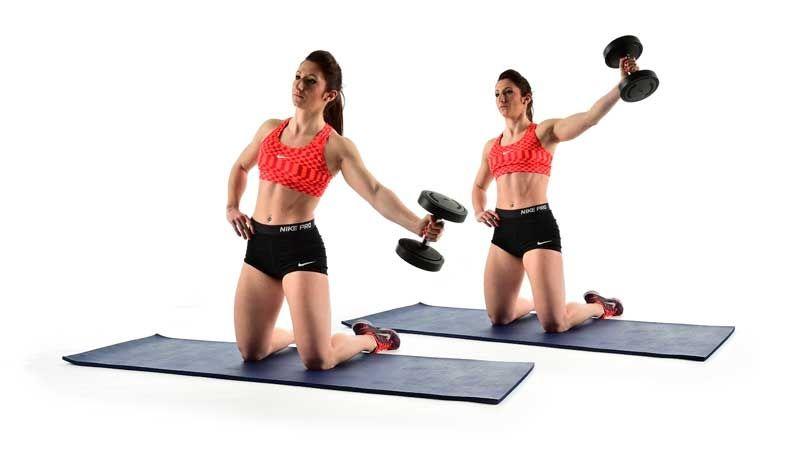 Te proponemos este circuito de abdominales para que consigas un core en forma y definido