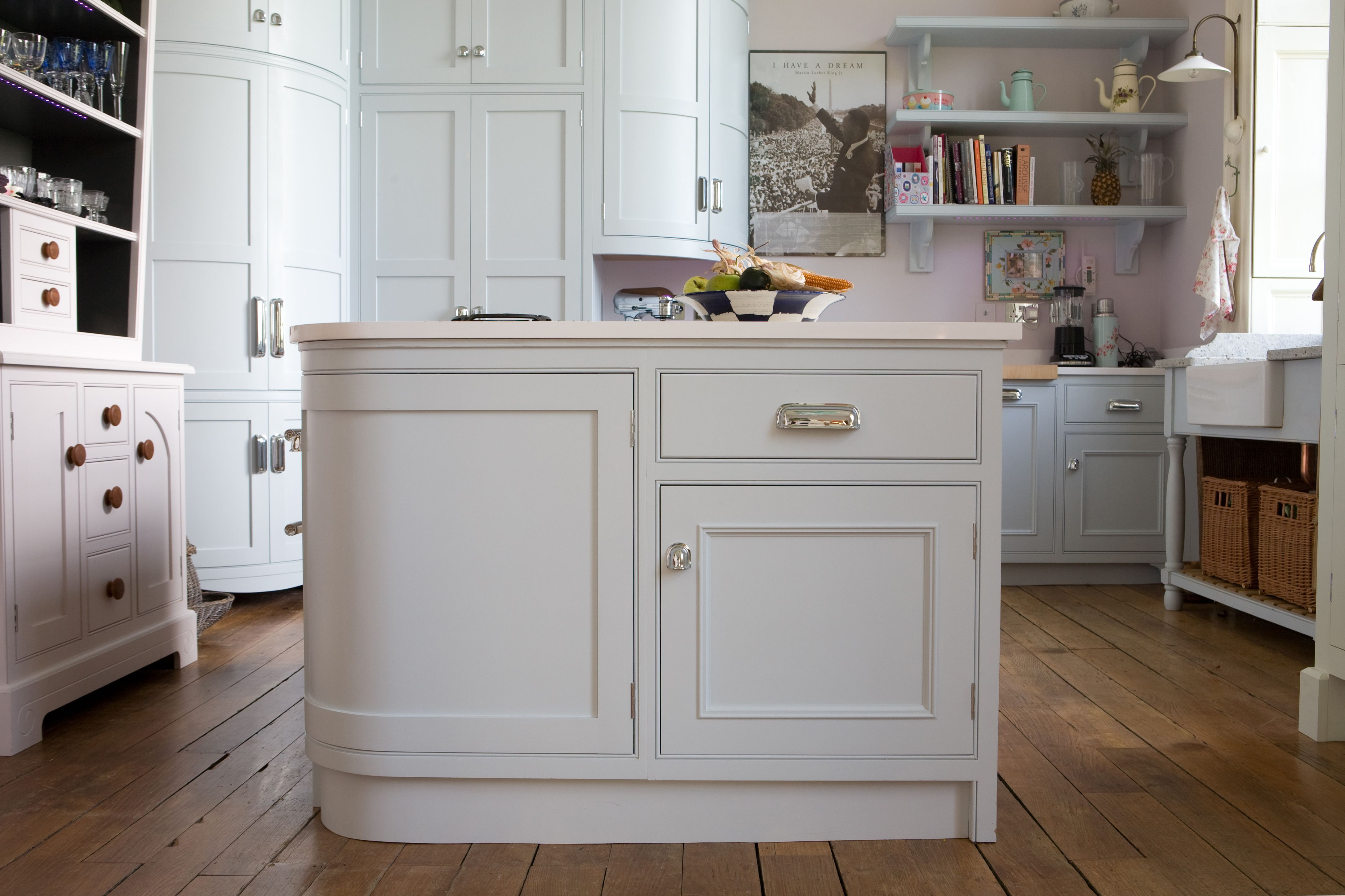 Kitchen Island In Castle Kitchen By Grk Kitchen Bespoke Kitchens Kitchen S