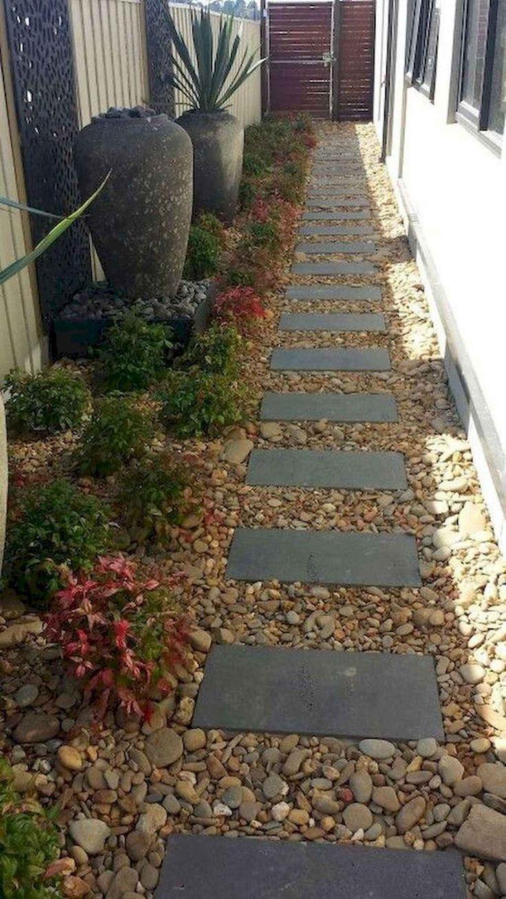 Photo of front garden paths Perennials