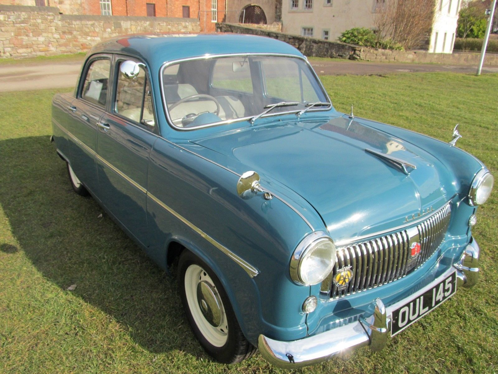 Ford consul ,1954,2.0 zetec crate engine,hotrod,can arange delivery ...