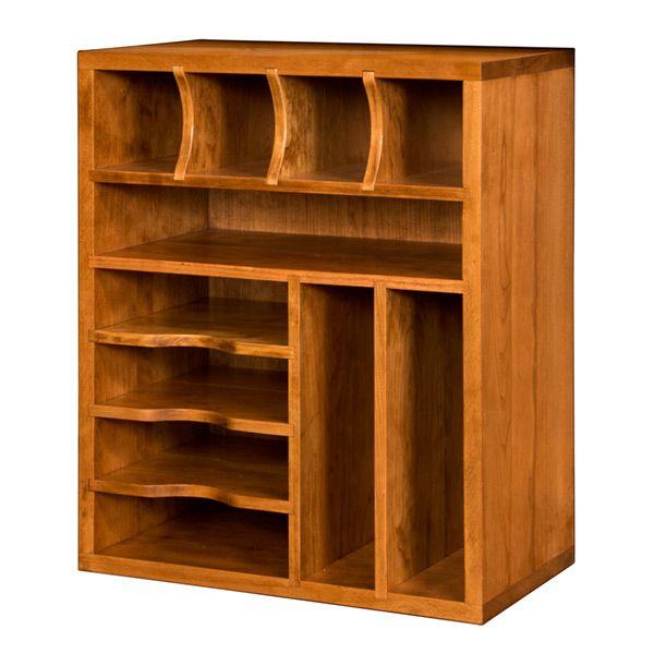 Amish Desktop Organizer   Amish Furniture   Shipshewana Furniture Co.