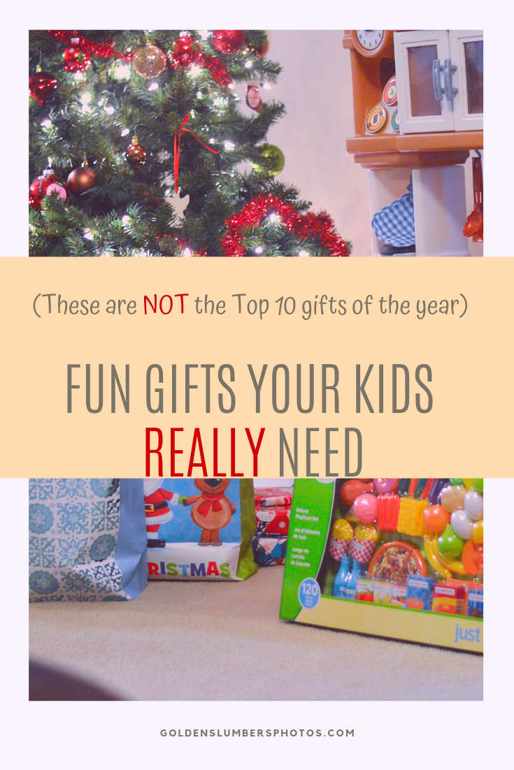 6 Non Toy Gift Ideas For Kids Who Have Too Much Stuff