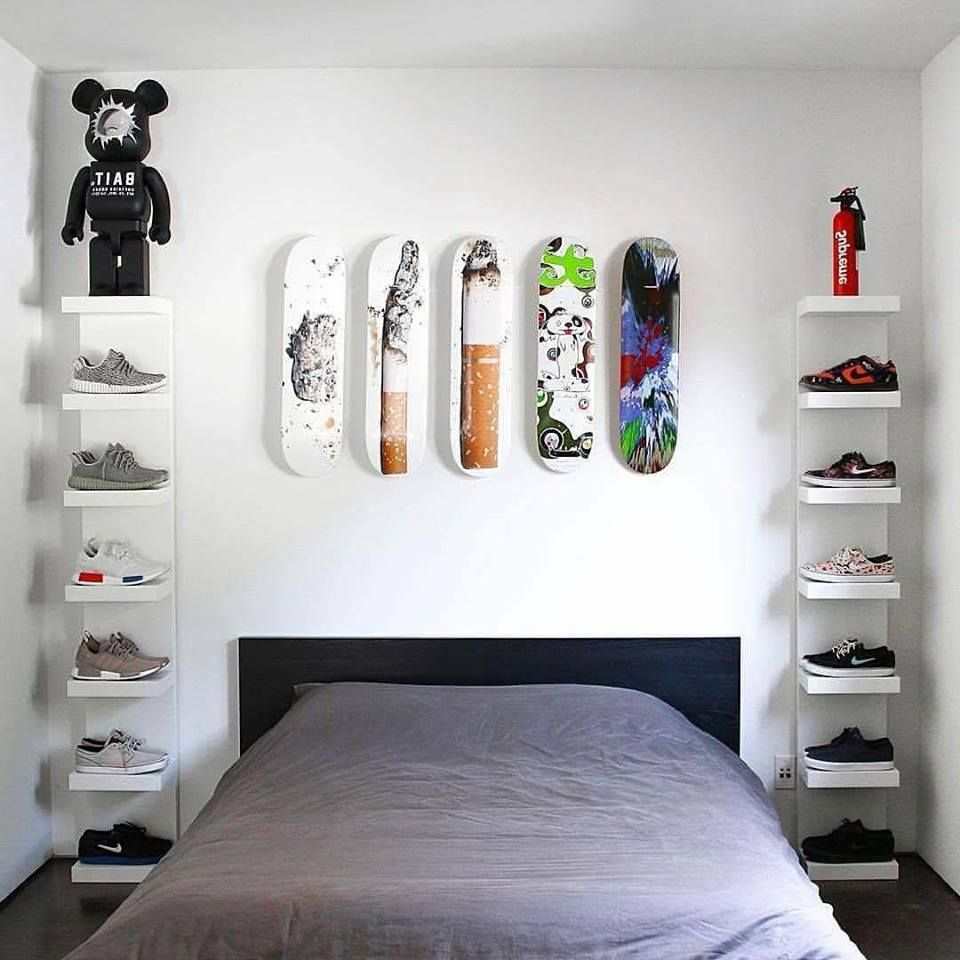 Streetwear Room Decor