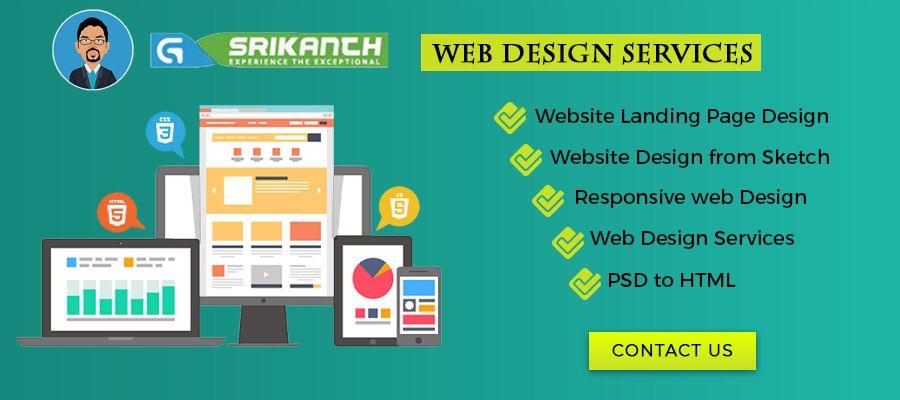 Freelance Web Designer In Hyderabad Website Designing Services Web Design Freelance Web Design Website Design Services
