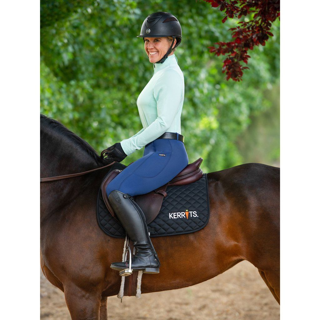 Ice Fil® Full Seat Tech Tight Horse riding boots, Horse