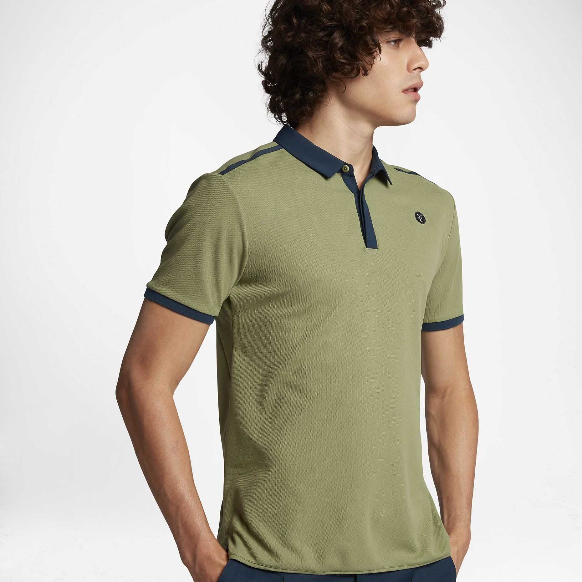 9d1358ed NIKECOURT X RF POLO T Shirt, Polo Shirt, Nike, Mens Tops, Clothes