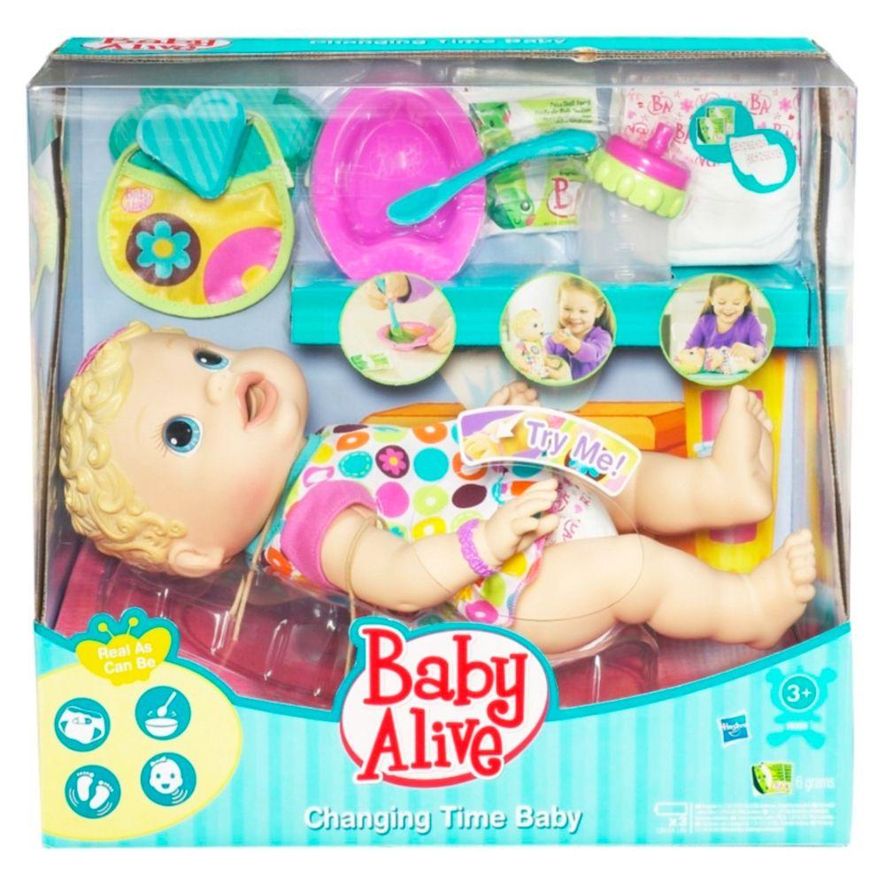 Baby Alive Regalos de cumpleaños para niños, Muñecas de