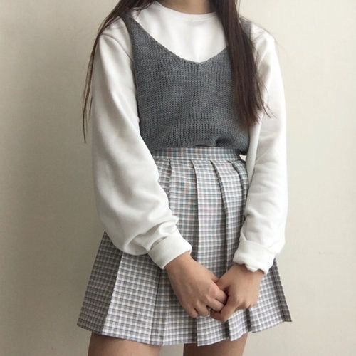 Photo of Image about girl in Kstyle by 다른 on We Heart It