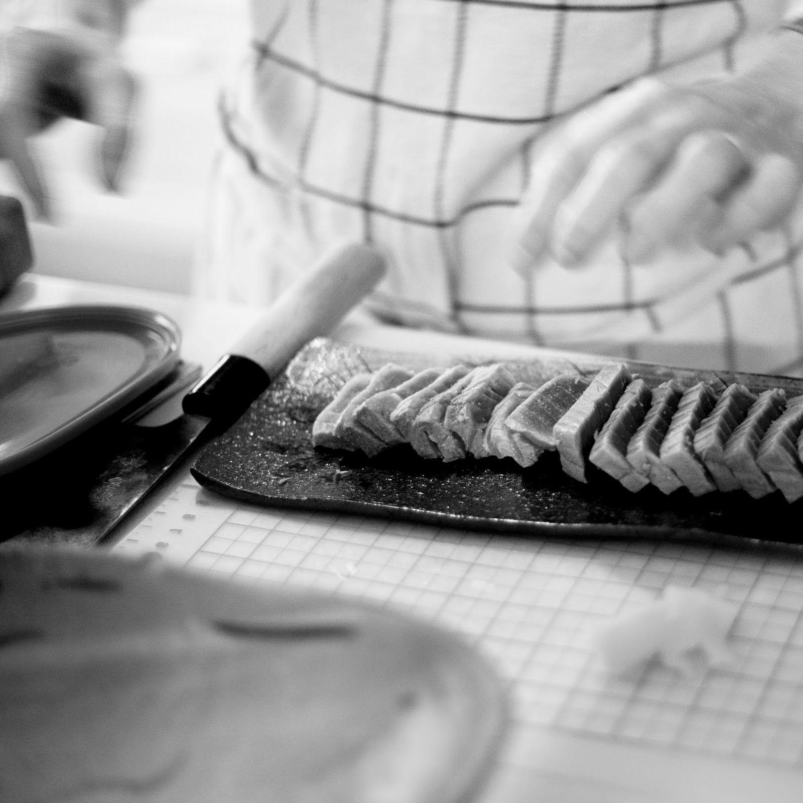 sushi home cooking fish pesce cucina food temaki