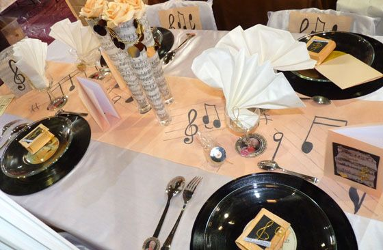 table-musique.jpg (560×366) | TEA PARTY - coed | Pinterest