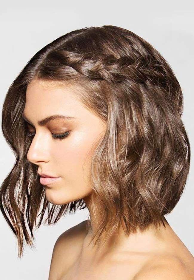10 Peinados Para Mama Faciles De Hacer Peinado Cabello Cortito
