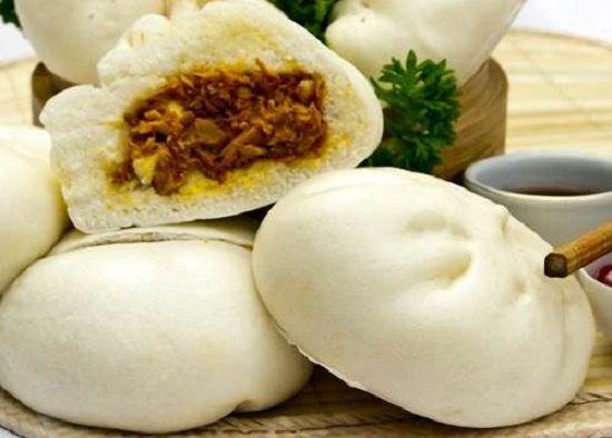 Resep Dan Cara Membuat Bakpao Isi Jamur Yang Lembut Dan Enak Sarapan Manis Resep Makanan
