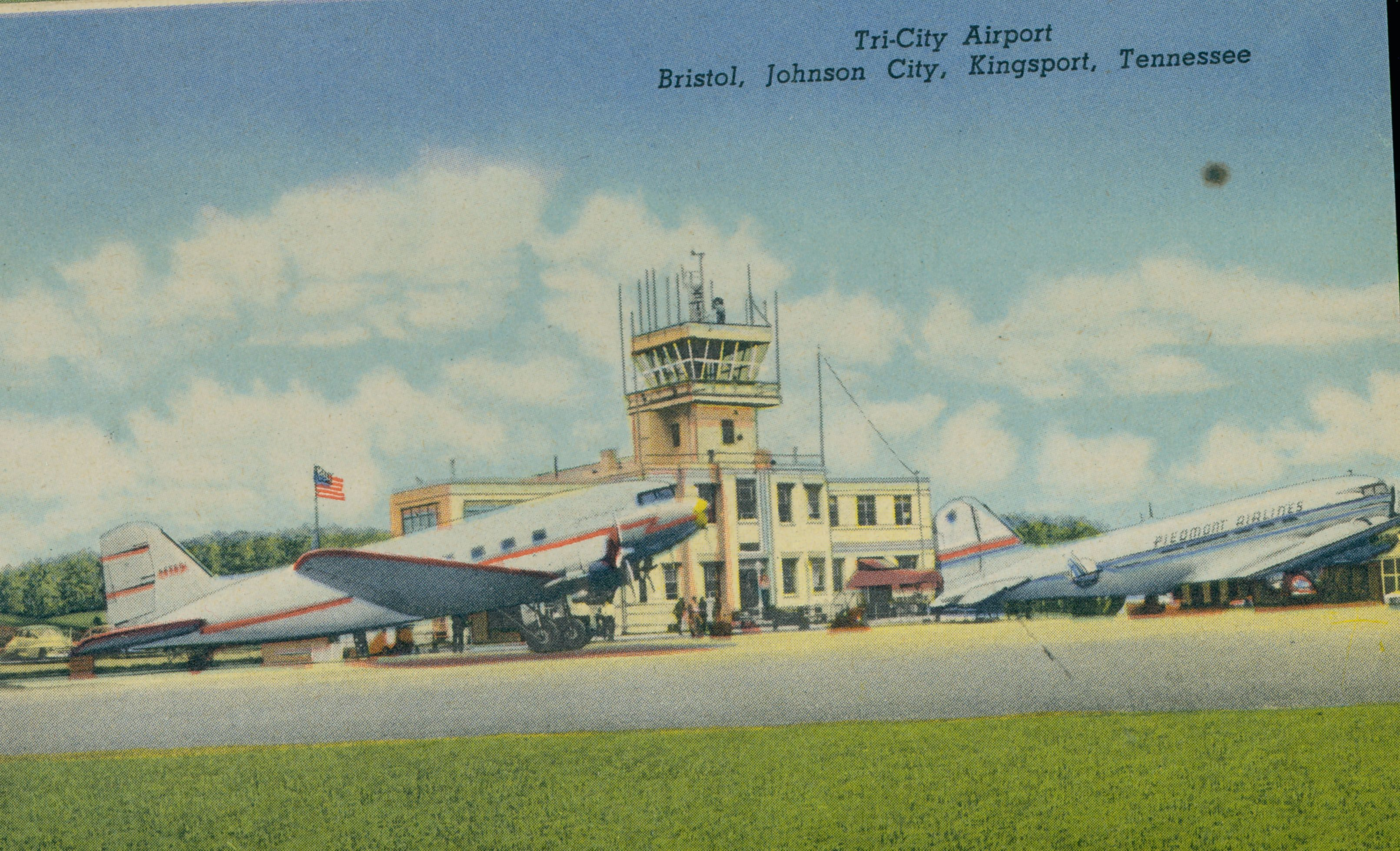 TriCity Airport East tennessee, Johnson city, Bristol tn
