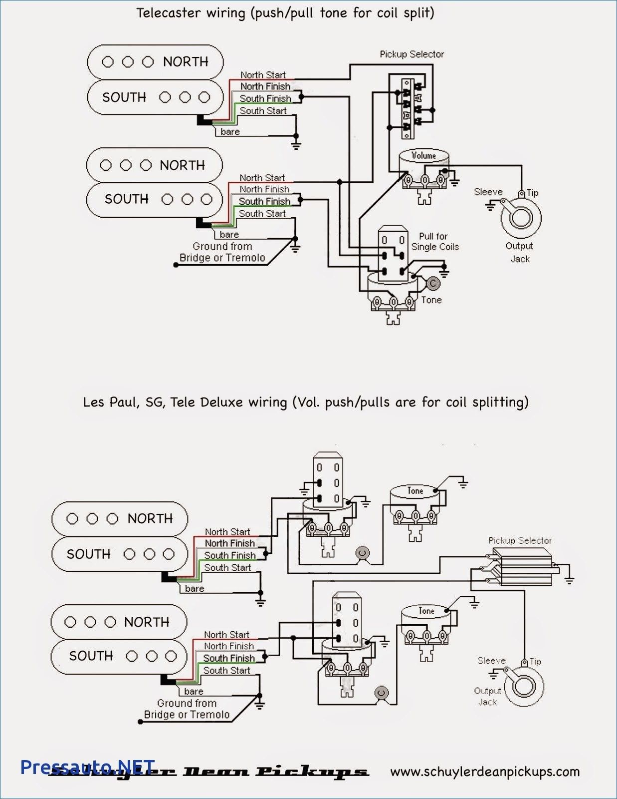 Unique Wiring Diagram Active Pickups (With images