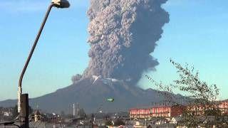 [VIDEOS] Qué puede pasar con la erupción del volcán Calbuco http://soych.cl/1QniKnh