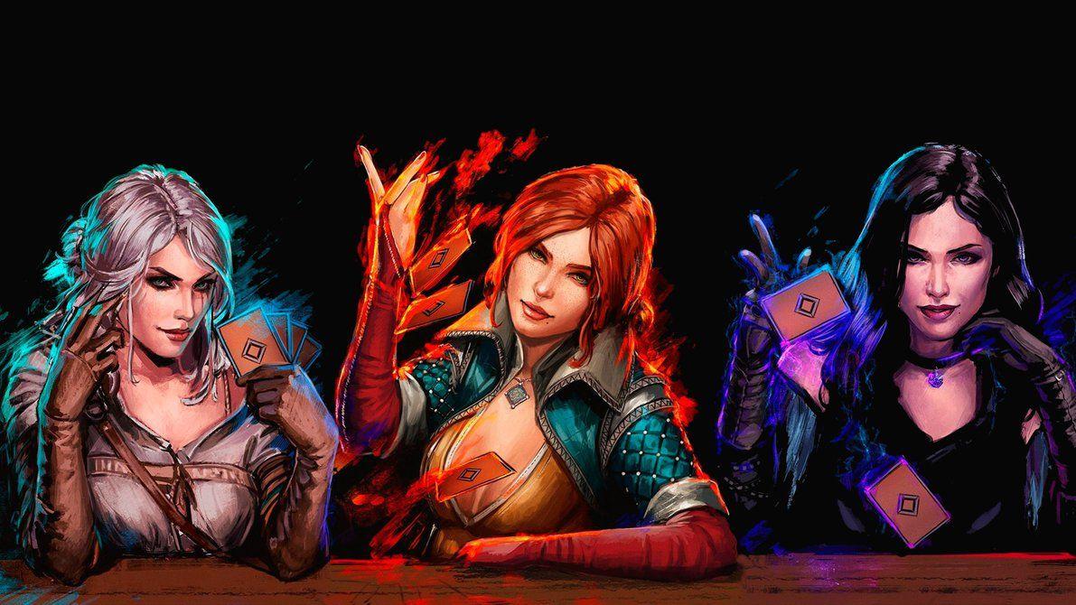 Gwent The Witcher Card Game Wallpaper By Framposdeviantart