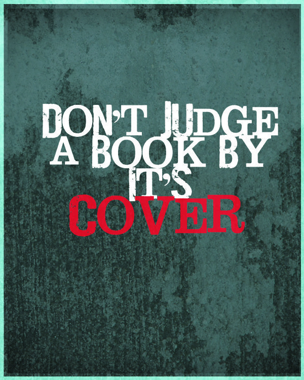 Image result for quotes on judging book covers