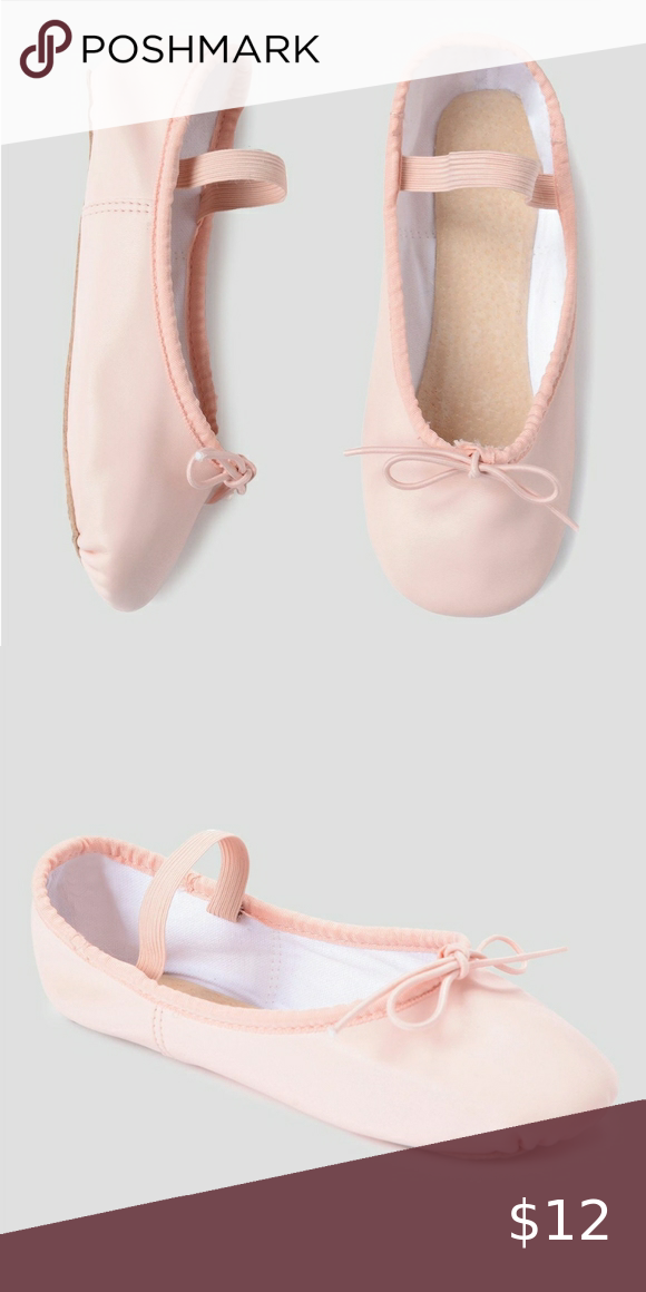 Danskin Ballet Shoes Pink