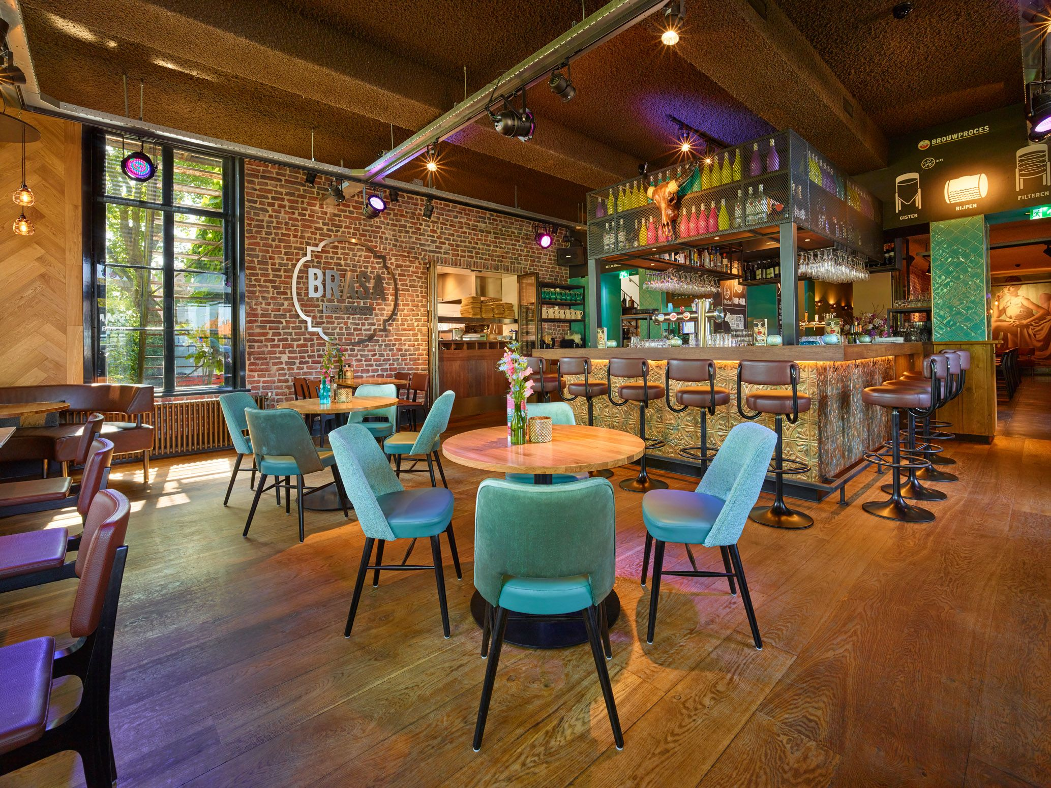 Brasa Beemster  Bar & Kitchen, Middenbeemster