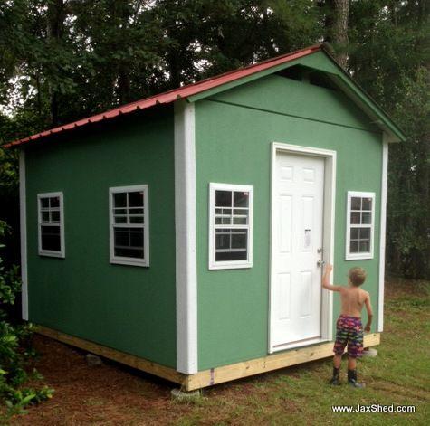 home sheds jacksonville florida custom built on site shed builder shed designer
