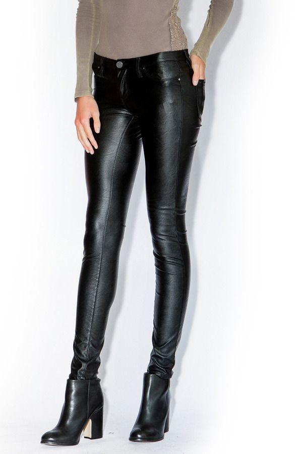 Blank NYC BlankNYC Blacked Out Faux Leather Pants bbddcd432