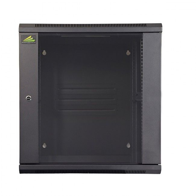 Buy Hinged 12ru 600mm Deep Wall Cabinets From 4cabling Server Rack Wall Cabinet Hinges