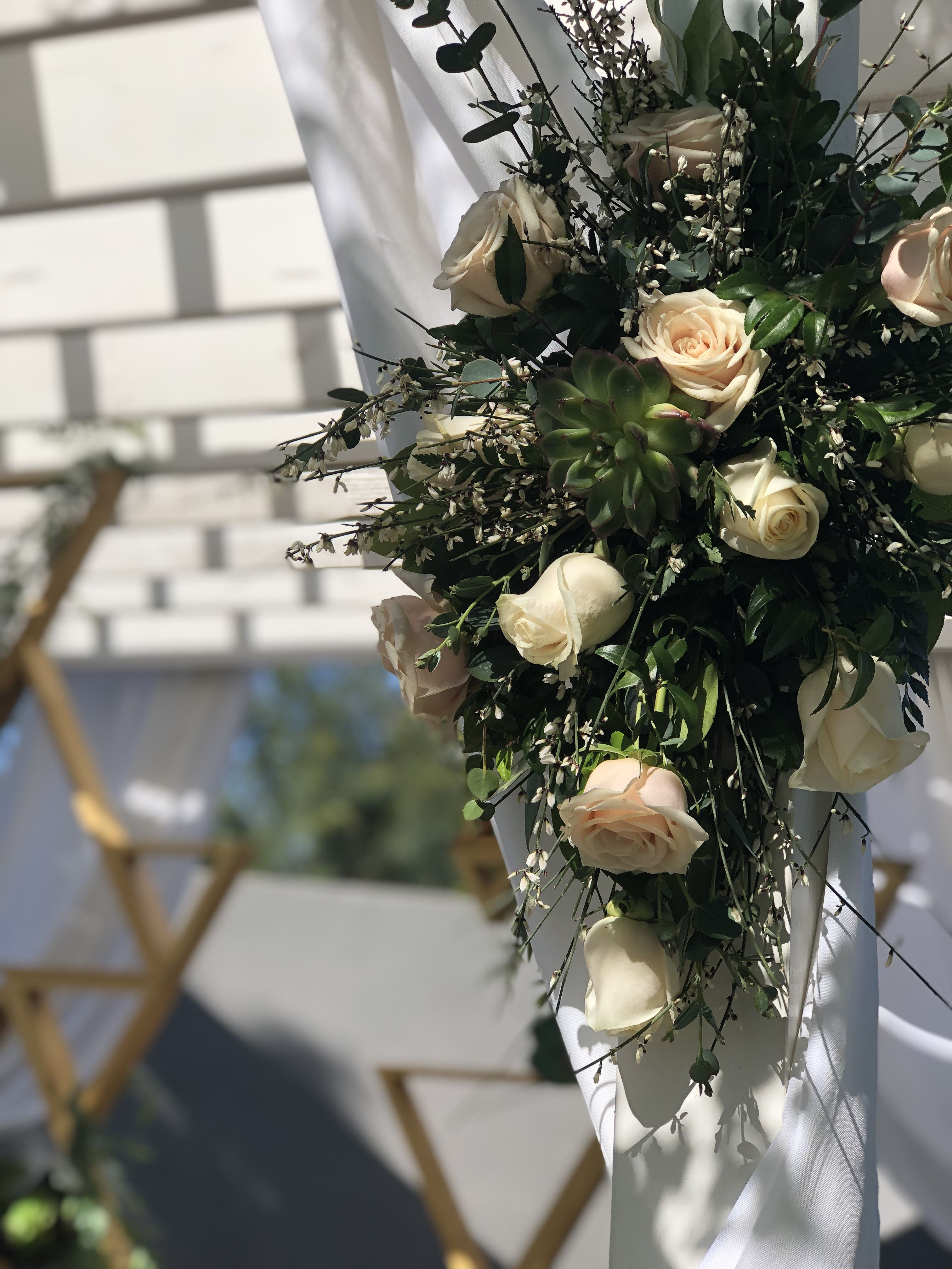 Rustic Wedding Venue in Gilbert AZ - The Cottage Weddings ...