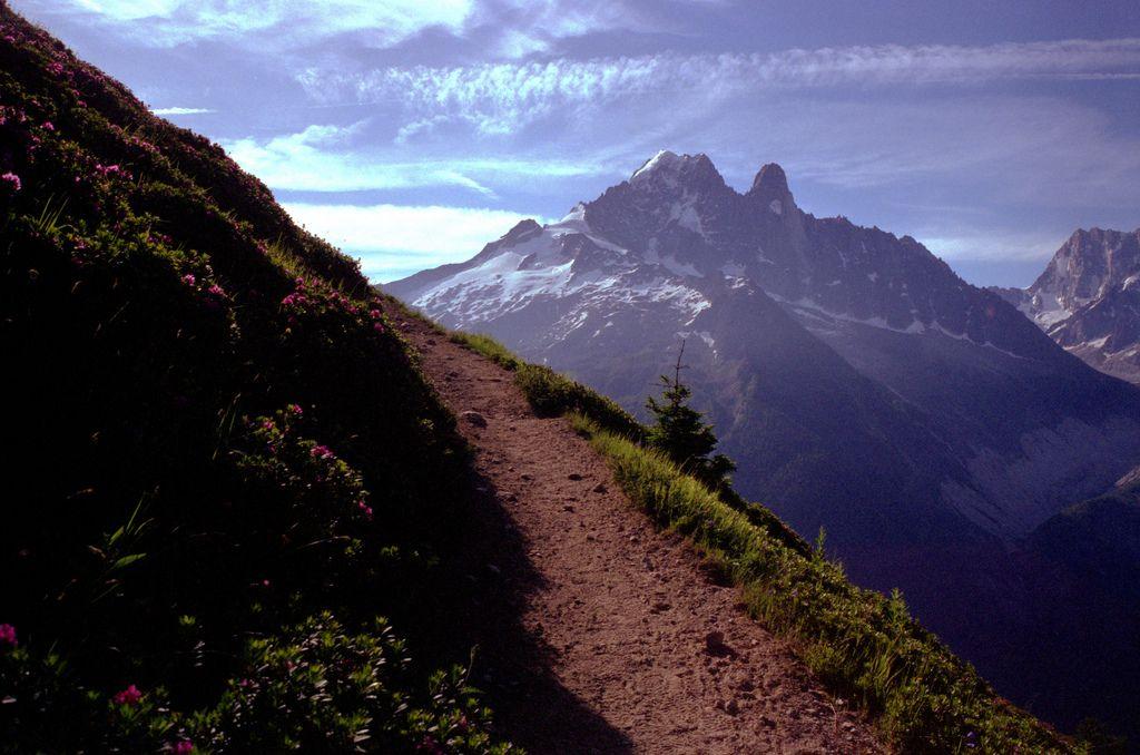 Switzerland, Montagne