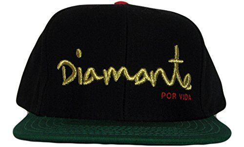 c092a6ca9ca Diamond Supply Co. Diamante Por Vida Snap Back Hat