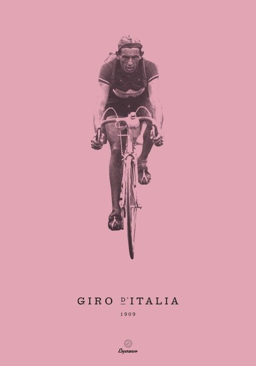 Giro D Italia Graphic Poster By Espressocycling Cc Shop Bike Poster Cycling Posters Cycling Photography