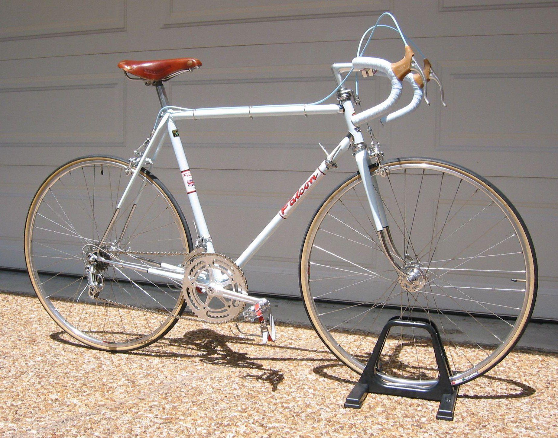 Very pity falcon san remo vintage bicycle you