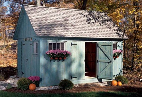 108 Free DIY Shed Plans & Ideas that You Can Actually Build