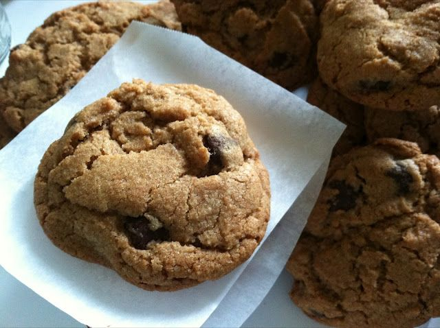 Annapolis Recipe Swap: Whole Wheat Dark Chocolate Chip Cookies | Learning to see