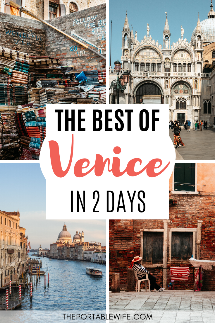 Photo of The Best of Venice Italy: Itinerary + Map