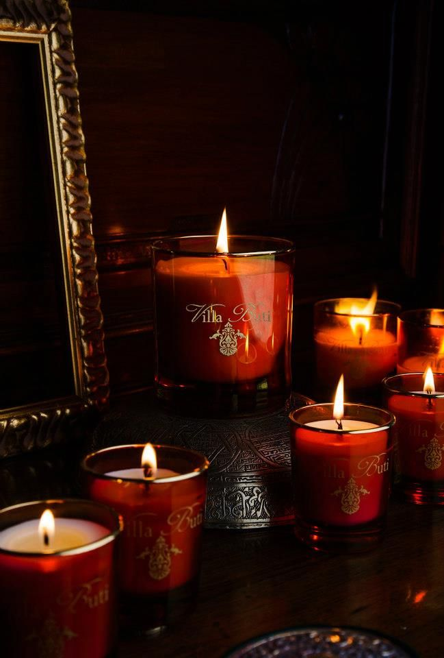 Villa Buti - Scented candles