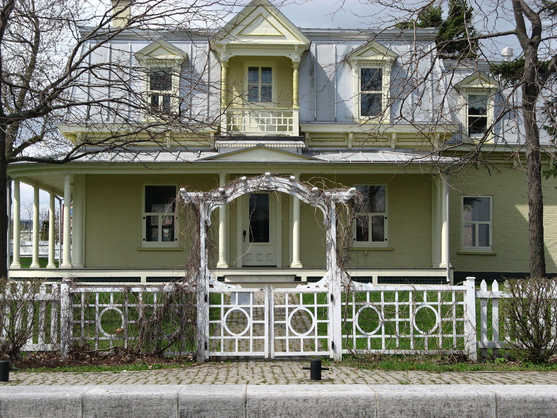 Maison de l'Intendant, Chambly, QC | Historic homes, Architecture, House styles