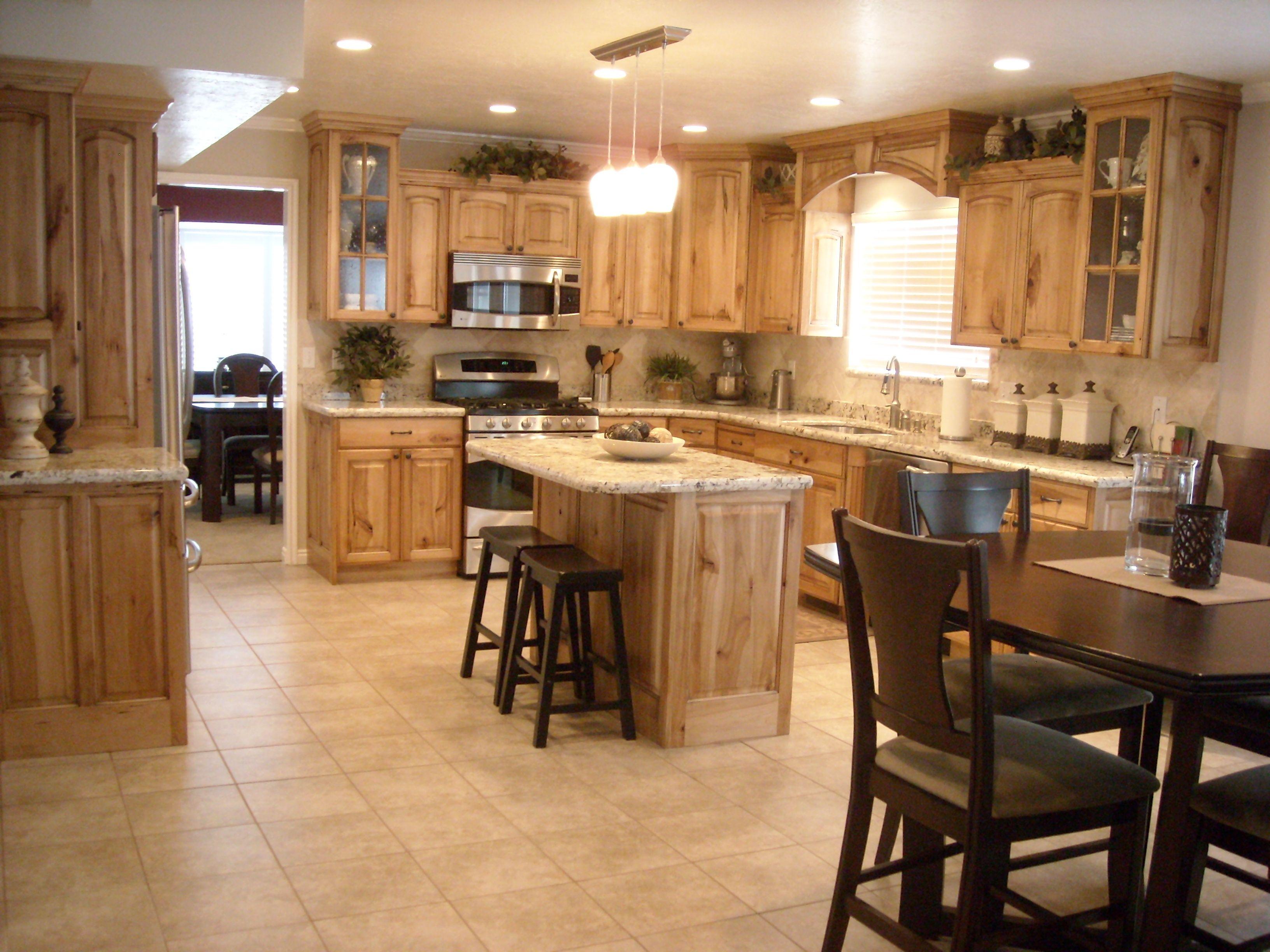Light Wood Cabinets | Kitchen Remodel | 3 Day Kitchen U0026 Bath