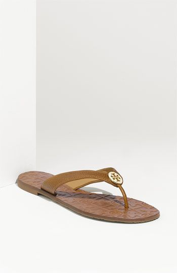 d4d51bb0fe21 Tory Burch  Thora  Sandal available at  Nordstrom These are so cute!! looks  great with casual summer clothes!