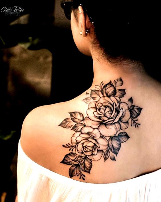 shoulder tattoos women small,shoulder tattoos women unique,shoulder tattoos women flower,shoulder tattoos